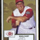 SEAN CASEY 2001 Topps Heritage #351.  REDS