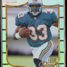 KARIM ABDUL-JABBAR 1996 Pinnacle Summit Foil Rookie #175.  DOLPHINS