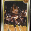 DOMINIQUE WILKINS 1988 Fleer All Star Team #125.  HAWKS