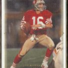 JOE MONTANA 2008 Upper Deck Masterpieces #46.  49ers