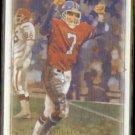JOHN ELWAY 2008 Upper Deck Masterpieces #49.  BRONCOS