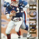 FRANK REICH 1995 Pinnacle Action Packed #92.  BILLS