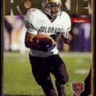 RASHAAN SALAAM 1995 Skybox Impact Rookie #185.  BEARS