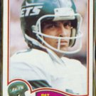 PAT LEAHY 1982 Topps #173.  JETS