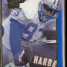 JERRY BALL 1992 Action Packed All Madden #14.  LIONS
