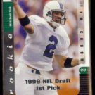 TIM COUCH 1999 Edge Supreme Rookie #TC.  KENTUCKY