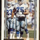 TONY CASILLAS 1992 Topps Gold Insert #135.  COWBOYS
