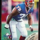 BRUCE SMITH 1996 Fleer #17.  BILLS
