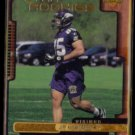 JIM KLEINSASSER 1999 Upper Deck Star Rookies #269.  VIKINGS