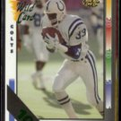 ASHLEY AMBROSE 1992 Wild Card (10 Stripe) Insert #409.  COLTS