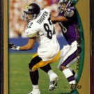 YANCEY THIGPEN 1998 Topps #122.  STEELERS
