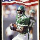 AL TOON 1990 AW Sports #138.  JETS