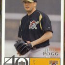 JOSH FOGG 2003 Upper Deck Fortyman #702.  PIRATES