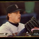 ROGER CLEMENS 1992 Stadium Club All Star #97.  RED SOX