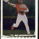 MARLON ANDERSON 1998 UD Star Rookie Foil Insert #572.  PHILLIES