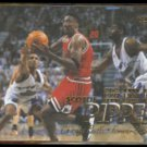 SCOTTIE PIPPEN 1997 Fleer #261.  BULLS