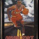 RON HARPER 1993 Skybox Poster Art #326.  BULLS