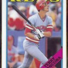 TERRY FRANCONA 1988 Topps #686.  REDS
