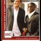 REGGIE BUSH 2006 Sage Game Exclusives #31 w/ Leinart.  LSU
