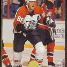 ERIC LINDROS 1994 Leaf #415.  FLYERS