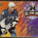 ERIC LINDROS 1994 Ultra All Star Game Insert #3 of 12.  FLYERS