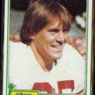 DWIGHT CLARK 1981 Topps #422.  49ers