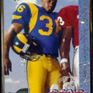 JEROME BETTIS 1993 Upper Deck Star Rookie #20.  RAMS
