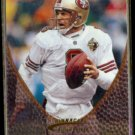 STEVE YOUNG 1997 Pinnacle Action Packed #25.  49ers