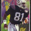 TIM BROWN 1994 Flair Hot Numbers Insert #3 of 15.  RAIDERS