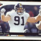 KEVIN GREENE 1996 Score #88.  STEELERS