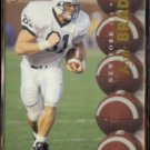 KYLE BRADY 1995 Classic 5 Sport Rookie #51.  Nittany Lions / JETS