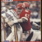CURLEY CULP 1990 Pro Set All Time Team #82.  CHIEFS