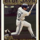 PAUL MOLITOR 1994 Topps Black Gold Insert #13.  BLUE JAYS