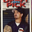 DUSTIN HERMANSON 1995 Topps Draft Pick #31.  PADRES