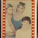 DREW BARRYMORE (ET) 1982 Universal City Studios #9.  STICKER