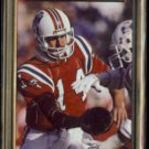 STEVE GROGAN 1990 Action Packed #163.  PATRIOTS