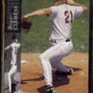 ROGER CLEMENS 1994 Upper Deck Electric Diamond Insert #450.  RED SOX