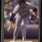 ROGER CLEMENS 1987 Classic Green #84.  RED SOX