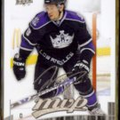 DREW DOUGHTY 2009 Upper Deck MVP Silver Signature Insert #163.  KINGS