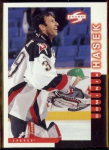 DOMINIK HASEK 1997 Score #39.  SABRES