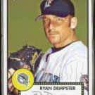 RYAN DEMPSTER 2001 Topps Heritage #282.  MARLINS