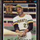 ROBERTO CLEMENTE 1997 Topps (1971) Reprint Stamp Insert #630/ #17 of 19.  PIRATES