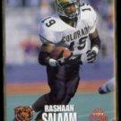 RASHAAN SALAAM 1995 Classic Draft #21.  BUFFALOES