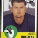TREVOR HOFFMAN 2001 Upper Deck Vintage #288.  PADRES