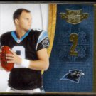 JIMMY CLAUSEN 2010 Panini Plates & Patches Rookie Blitz #'d Insert 167/299.  PANTHERS
