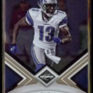 NATE BURLESON 2010 Panini Limited #'d Insert 428/499.  LIONS