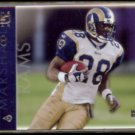 MARSHALL FAULK 2001 Upper Deck Game Gear #71.  RAMS
