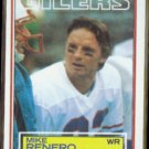 MIKE RENFRO 1983 Topps #280.  OILERS