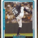 DONTRELLE WILLIS 2005 Topps #395.  MARLINS