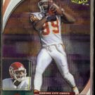 ANDRE RISON 1999 Upper Deck ioNix #29.  CHIEFS